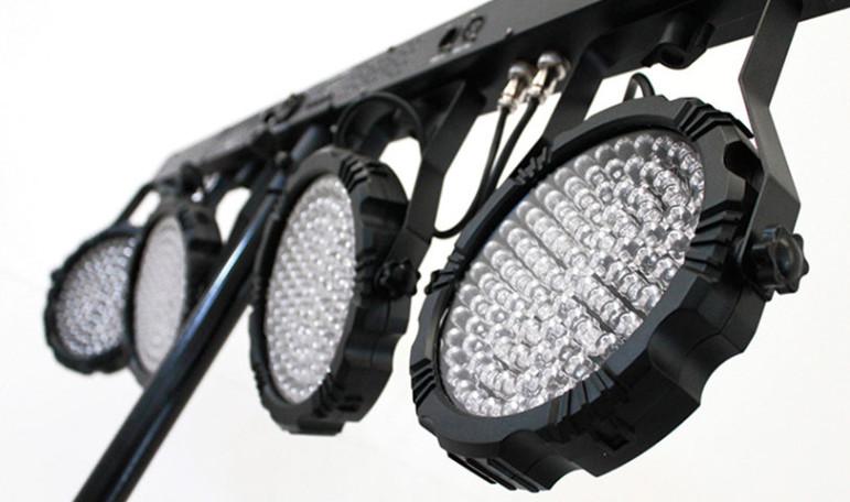 Atomic4Dj Barra Led PLS3 Compact