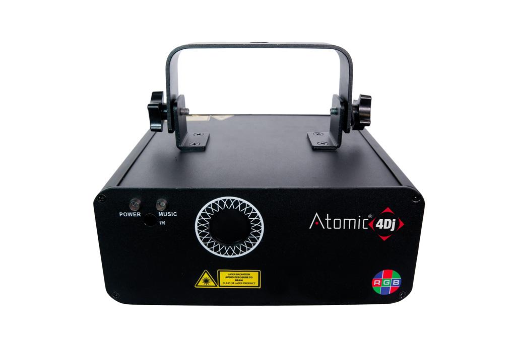 Laser 3D-S Atomic4Dj