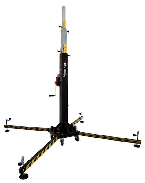 Atomic4DJ elevatore telescopico LIFT600