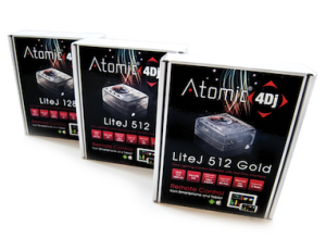 Atomic4DJ LiteJ Pack