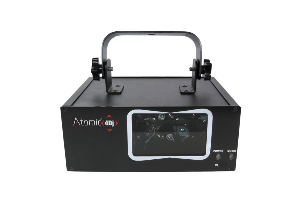 Laser Atomic4Dj Double Ray