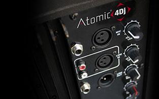 Speakers Atomic4DJ