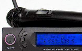 Wireless Microphone Atomic4DJ